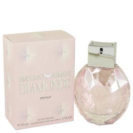 Emporio Armani Diamonds Rose par Giorgio Armani Eau De Toilette Spray 1.7 oz (Femme)