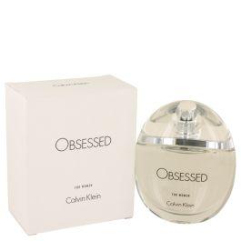 Obsessed par Calvin Klein Eau De Parfum Spray 3.4 oz (Women)