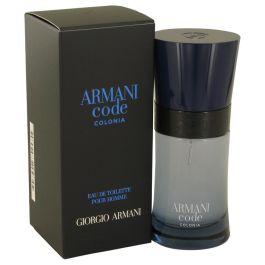 Armani Code Colonia par Giorgio Armani Eau De Toilette Spray 1.7 oz (Homme)