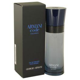 Armani Code Colonia par GIORGIO ARMANI Eau De Toilette Spray 2.5 oz (Homme) 75ml
