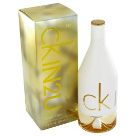CK In 2U par Calvin Klein Eau De Toilette Spray (Tester) 3.4 oz (Femme)