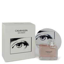 Calvin Klein Woman by Calvin Klein Eau De Parfum Spray 3.4 oz (Women)