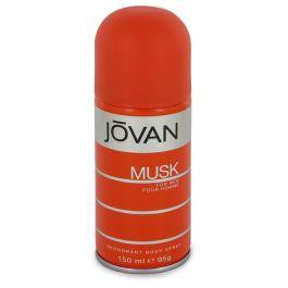JOVAN MUSK par Jovan Deodorant Spray 5 oz (Homme)