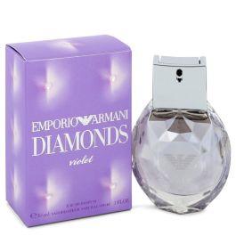 Emporio Armani Diamonds Violet par Giorgio Armani Eau De Parfum Spray 1 oz (Women)