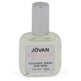 Jovan Ginseng NRG par Jovan Cologne Spray (unboxed) .5 oz (Homme)
