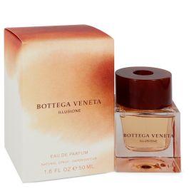 Bottega Veneta Illusione by Bottega Veneta Eau De Parfum Spray 1.6 oz (Women)