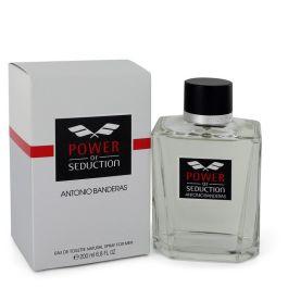 Power of Seduction par Antonio Banderas Eau De Toilette Spray 6.7 oz (Men)