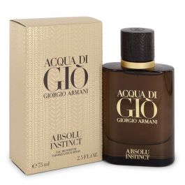 Acqua Di Gio Absolu Instinct par Giorgio Armani Eau De Parfum Spray 2.5 oz (Men)
