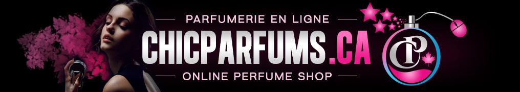Achat de Parfums en Ligne au Québec |