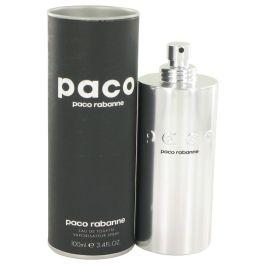 PACO Unisex par Paco Rabanne Eau De Toilette Spray (Unisex) 3.4 oz (Homme) 100ml