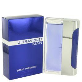 Ultraviolet par Paco Rabanne Eau De Toilette Spray 3.4 oz (Homme) 100ml