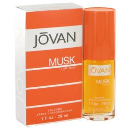 JOVAN MUSK par Jovan Cologne Spray 1 oz (Homme)