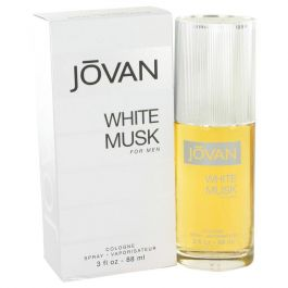 JOVAN WHITE MUSK par Jovan Eau De Cologne Spray 3 oz (Homme) 90ml