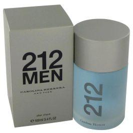 212 par Carolina Herrera After Shave 3.4 oz (Homme)
