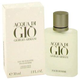 ACQUA DI GIO par Giorgio Armani Eau De Toilette Spray 1 oz (Homme) 30ml