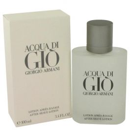 ACQUA DI GIO par Giorgio Armani After Shave Lotion 3.4 oz (Homme)