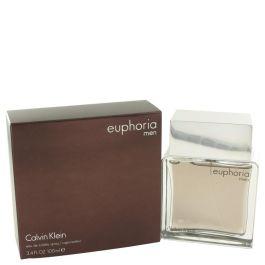 Euphoria par Calvin Klein Eau De Toilette Spray 3.4 oz (Homme) 100ml