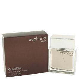 Euphoria par Calvin Klein Eau De Toilette Spray 1.7 oz (Homme) 50ml