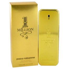 1 Million par Paco Rabanne Eau De Toilette Spray 3.4 oz (Homme) 100ml
