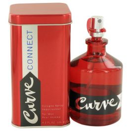 Curve Connect par Liz Claiborne Eau De Cologne Spray 4.2 oz (Homme) 125ml