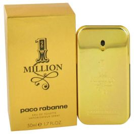 Paco 1 Million par Paco Rabanne Eau De Toilette Spray 1.7 oz (Homme) 50ml