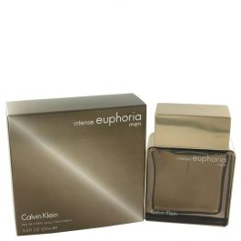 Euphoria Intense par Calvin Klein Eau De Toilette Spray 3.4 oz (Homme) 100ml