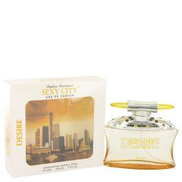 Sex In The City Desire par Unknown Eau De Parfum Spray (New Packaging) 3.4 oz (Femme)