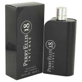 Perry Ellis 18 Intense par Perry Ellis Eau De Toilette Spray 3.4 oz (Homme) 100ml
