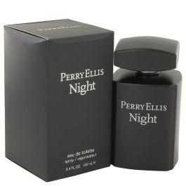 Perry Ellis Night par Perry Ellis Eau De Toilette Spray 3.4 oz (Homme)