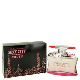 Sex In The City Crush par Unknown Eau De Parfum Spray (New Packaging) 3.4 oz (Femme)