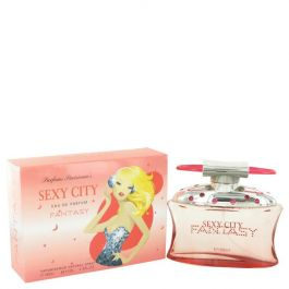Sex In The City Fantasy par Unknown Eau De Parfum Spray (New Packaging) 3.4 oz (Femme)