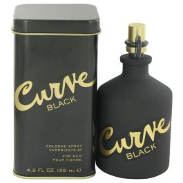 Curve Black par Liz Claiborne Cologne Spray 4.2 oz (Homme)