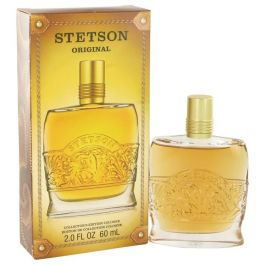 STETSON par Coty Cologne (Collectors Edition Decanter Bottle) 2 oz (Homme)
