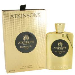 His Majesty The Oud par Atkinsons Eau De Parfum Spray 3.3 oz (Men)