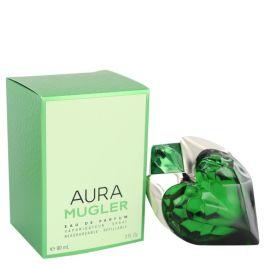 Mugler Aura par Thierry Mugler Eau De Parfum Spray Refillable 3 oz (Femme)