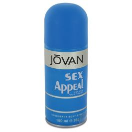 Sex Appeal par Jovan Deodorant Spray 5 oz (Homme)