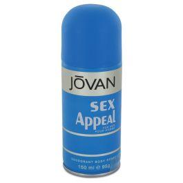 Sex Appeal par Jovan Deodorant Spray 5 oz (Homme)