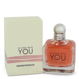 In Love With You par Giorgio Armani Eau De Parfum Spray 3.4 oz (Women)