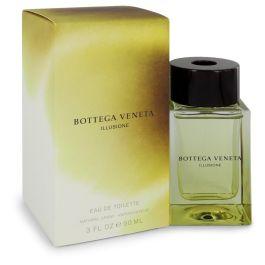 Bottega Veneta Illusione par Bottega Veneta Eau De Toilette Spray 3 oz (Men)